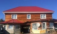 дом 200 м² на участке 8,5 сот.