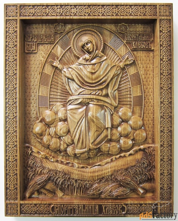 икона «спорительница хлебов»