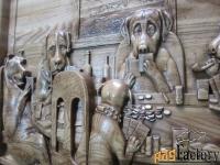 картина «собаки играют в покер»