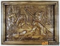 картина «рогатчик» 590х450