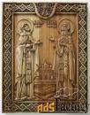 икона «святые петр и февронья»