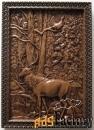 картина панно «олень»