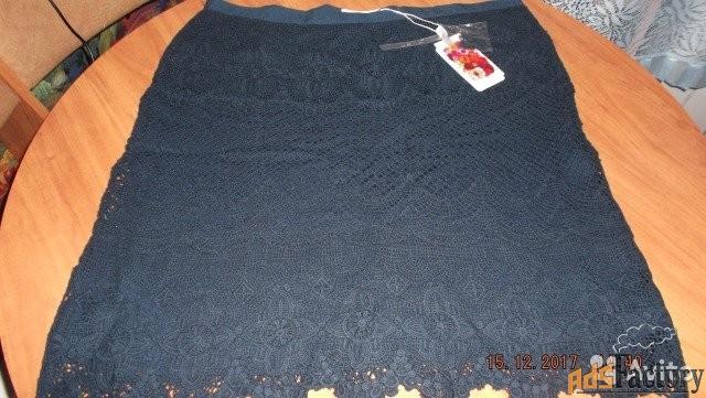 кружевная юбка новая