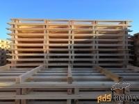 изготавливаем поддоны деревянные 800х1200 / 1000х1200 / нестандартные
