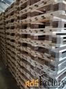 Сухие поддоны 1000*1200 фитосванитарной обработкой