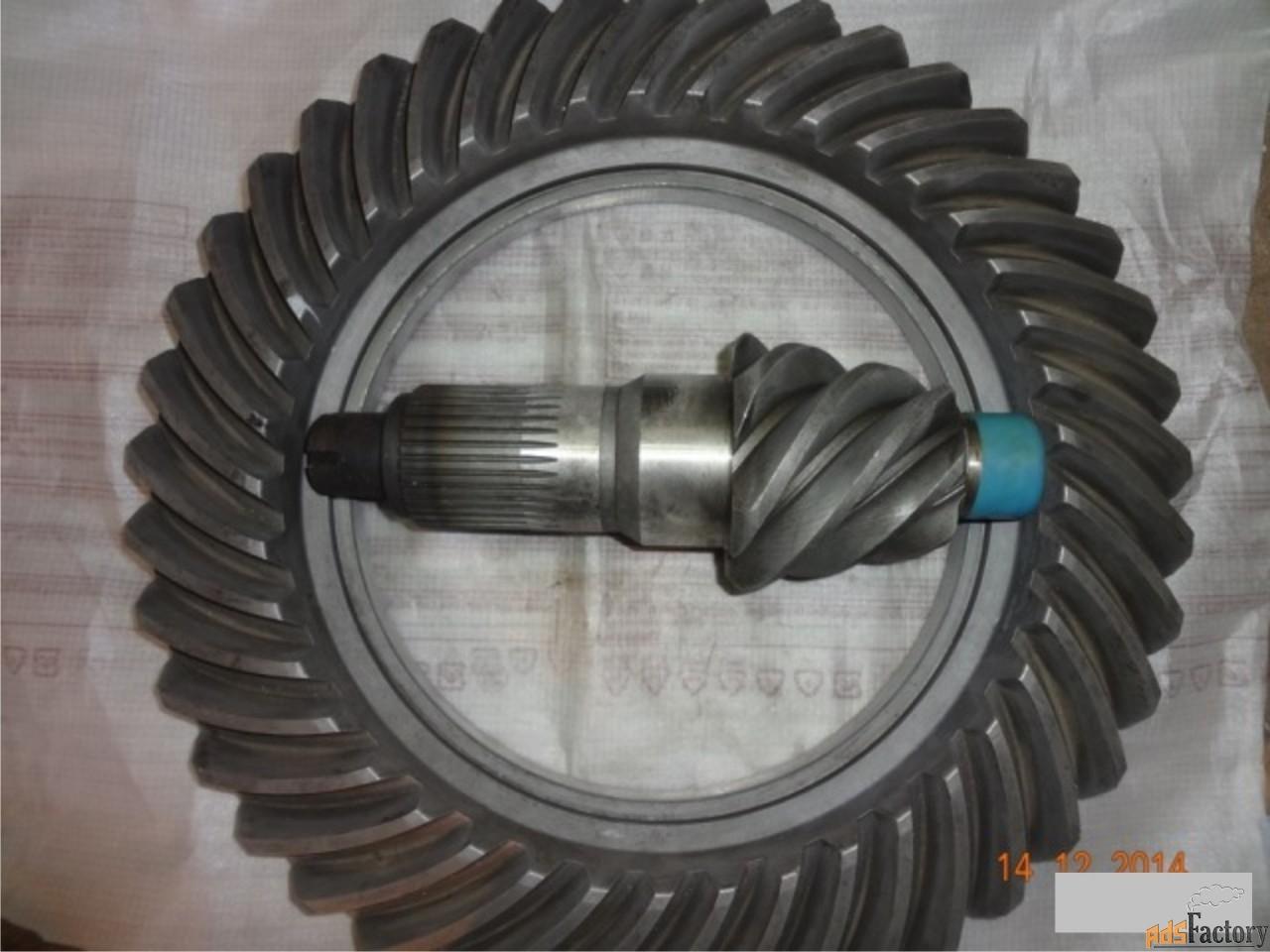 коническая пара редуктора nissan diesel cm86 7/40