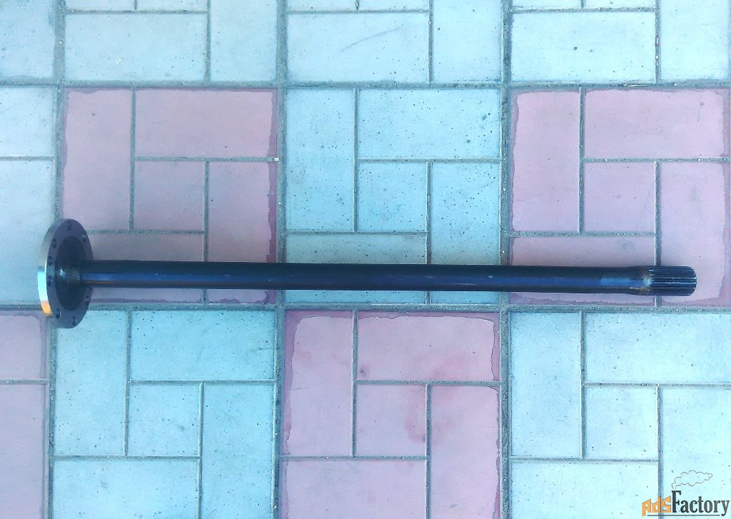 полуось среднего моста hino profia