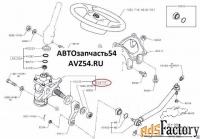 рулевой редуктор угловой hino 300 euro3 правый руль