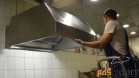 чистка вентиляции ресторанов от жира и сажи