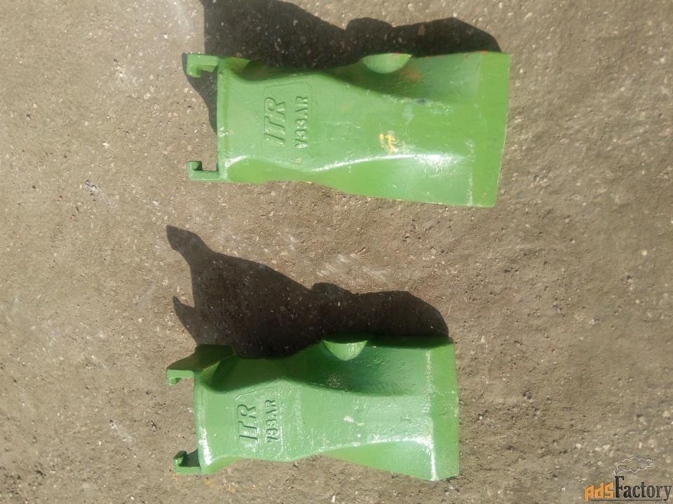 коронки v33ar для ковшей фронтальных погрузчиков