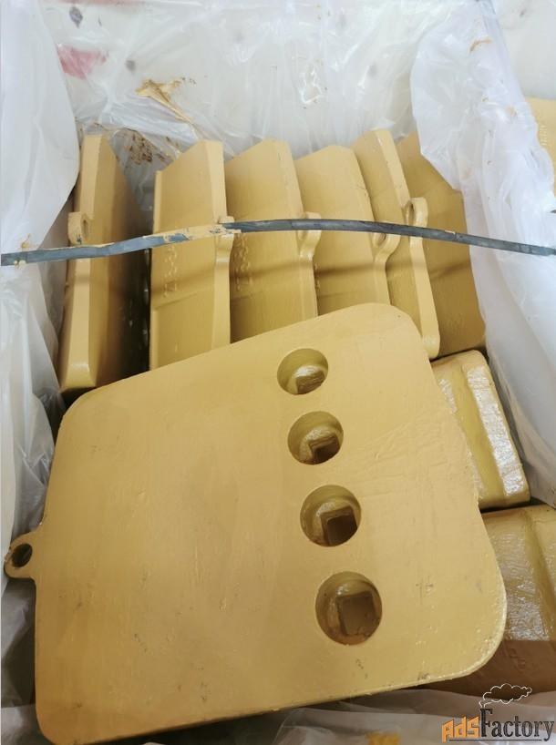 Защита ковшей экскаваторов и фронтальных погрузчиков