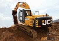 запасные части экскаваторов jcb js205lc