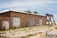 производственно-складской комплекс/помещение, 1130 м²