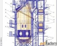 Запасные части и нагревательные элементы котлоагрегата БКЗ 160-100