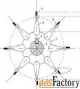 Ротор мельницы тангенциальной молотковой ММТ для ТЭЦ