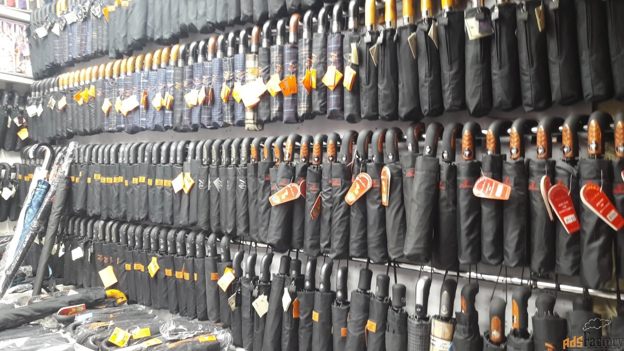 зонты оптом и в розницу в омске