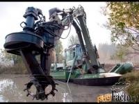 земснаряд в аренду. watermaster classic 3. гидротехнические работы.