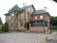 дом 225 м² на участке 10 сот.