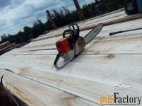 пиломатериал строительный, доска пола вагонка, блокхаус