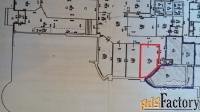 торговое помещение, 24 м²