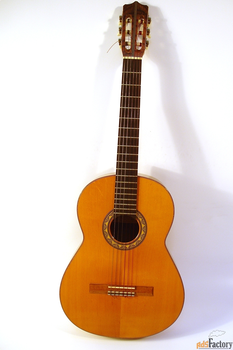 концертная гитара мастера николая игнатенко