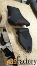 перетяжка, изменение формы мото сидений, квадроциклов, снегоходов.