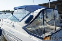 ремонт ходовых тентов катеров, перетяжка сидений и подушек катеров