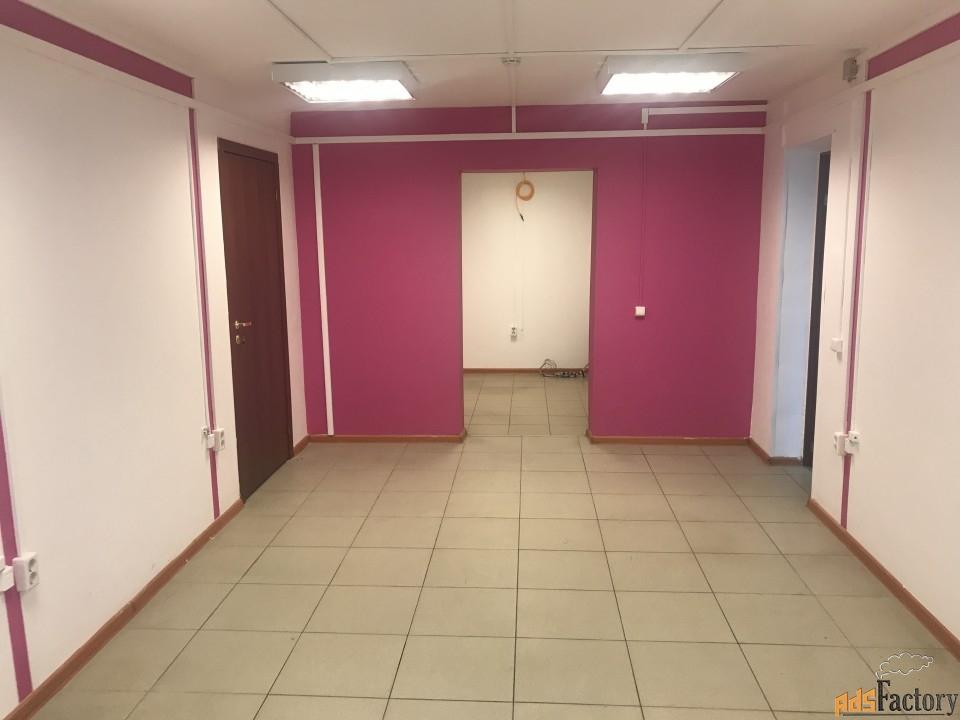 свободного назначения, 57 м²