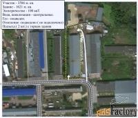 производственно-складской комплекс/помещение, 3586 м²
