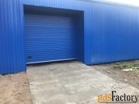производственно-складской комплекс/помещение, 1700 м²
