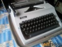 машинописные работы на мех.печатных машинках