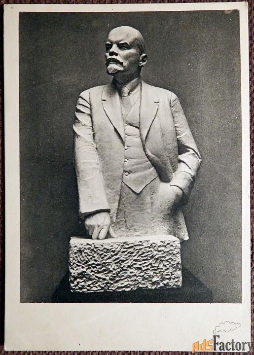открытка в.и. ленин. 1939 год
