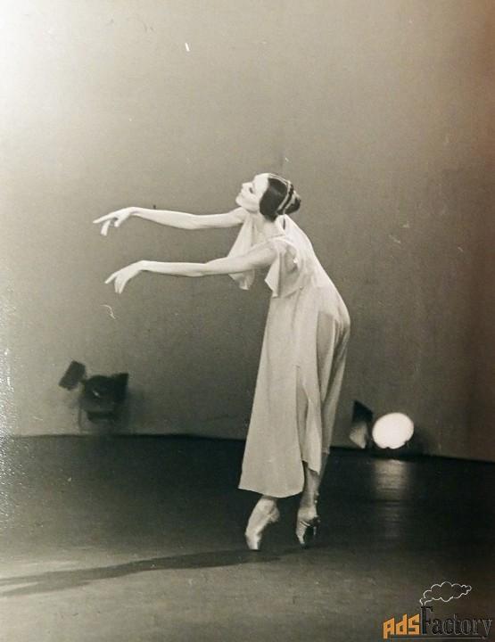 фото мезенцева. балет баядерка