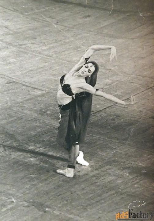 фото мезенцева. балет
