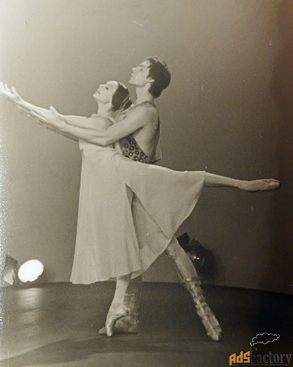 фото мезенцева и григорьев. балет