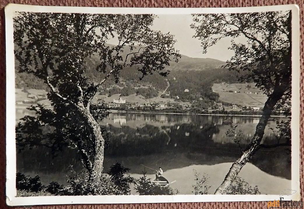 Фото. Германия или Швейцария. Пейзаж