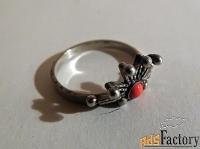 кольцо. бижутерия ссср