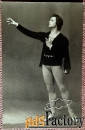 открытка. ю. соловьев. балет лебединое озеро. 1964 год