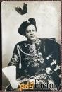 антикварная открытка в.в. самойлов (актер)