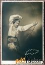 фото. в.м. чабукиани. балет баядерка (штамп кировского театра)