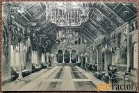антикварная открытка «хоэншвангау. замок нойшвантайн»