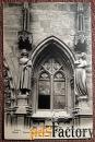 Антикварная открытка  «Кафедральный собор» (Швейцария)