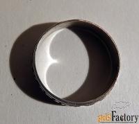 Кольцо Спаси и сохрани. Серебро (2 вида)