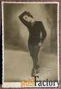 Фото. К.М. Сергеев. Балет «Жизель». Штамп Кировского театра. 1950-е г