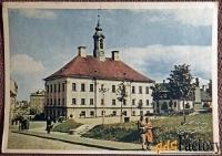 Открытка Тарту. Горисполком. 1955 год