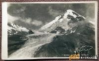 Фото Гора Казбек. Гергетский ледник. Кавказ
