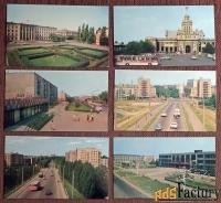 Набор открыток Брест. Брестская крепость-герой. 1973 год