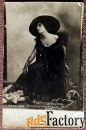 Антикварная открытка Франческа Бертини (актриса)