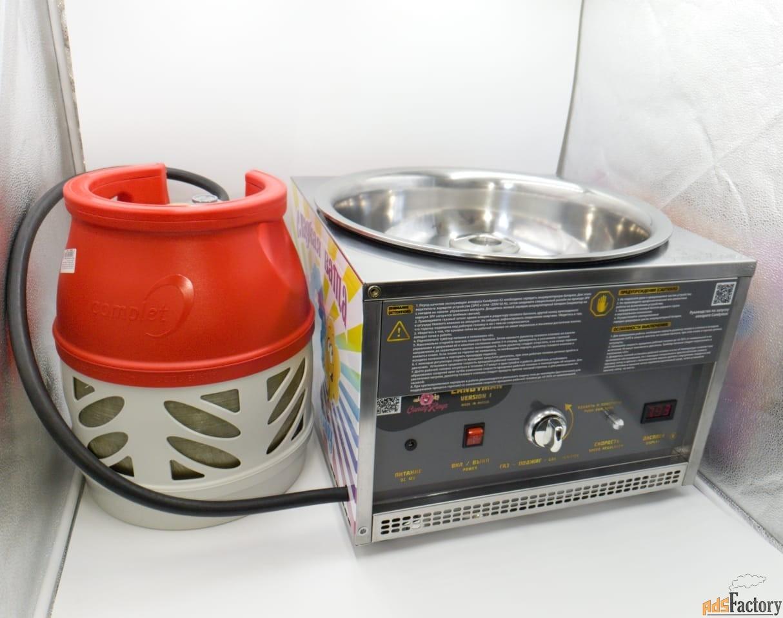 аппарат для сахарной ваты candyman version 1
