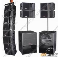 мобильный акустический комплект tasso t-2